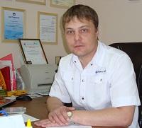 Заведующий отделением кардиохирургии, к.м.н. Зотов А. С.
