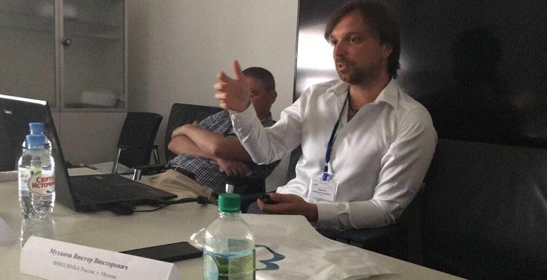 Виктор Викторович рассказывает о подробностях проведенной операции